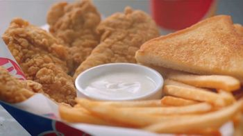 Dairy Queen Chicken Strip Basket TV Spot, 'This, These and Those' - Thumbnail 3