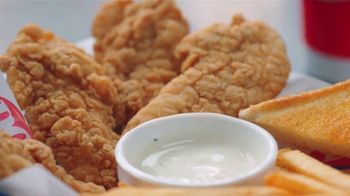 Dairy Queen Chicken Strip Basket TV Spot, 'This, These and Those' - Thumbnail 4