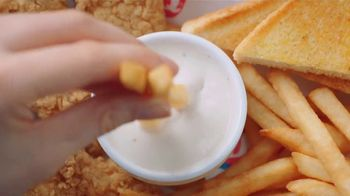 Dairy Queen Chicken Strip Basket TV Spot, 'This, These and Those' - Thumbnail 7