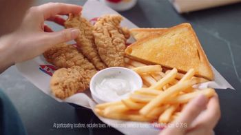 Dairy Queen Chicken Strip Basket TV Spot, \'This, These and Those\'