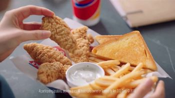 Dairy Queen Chicken Strip Basket TV Spot, 'This, These and Those' - Thumbnail 9