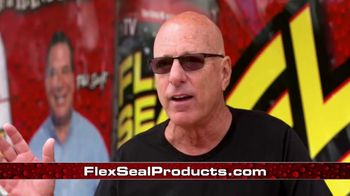 Flex Seal TV Spot, 'Family of Products: Customer Testimonials' - Thumbnail 8