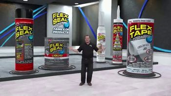 Flex Seal TV Spot, 'Family of Products: Customer Testimonials' - Thumbnail 1