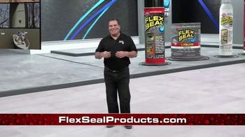 Flex Seal TV Spot, 'Family of Products: Customer Testimonials' - Thumbnail 5
