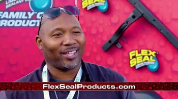 Flex Seal TV Spot, 'Family of Products: Customer Testimonials'