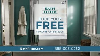Bath Fitter TV Spot, 'Beautiful Customized Tubs' - Thumbnail 8