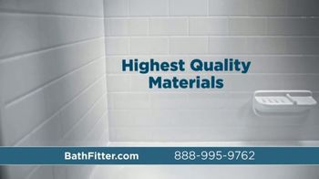 Bath Fitter TV Spot, 'Beautiful Customized Tubs' - Thumbnail 5