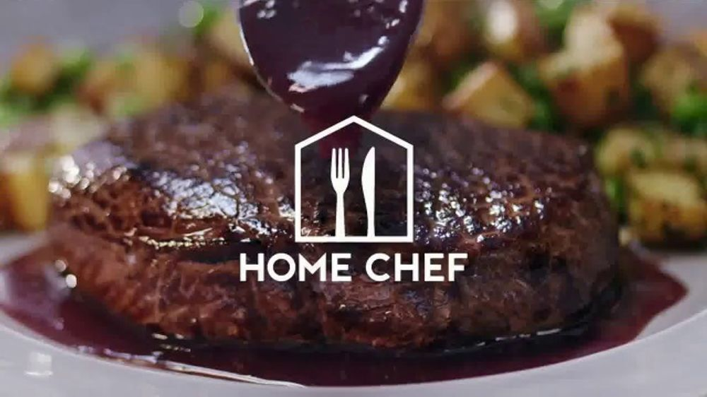 Home Chef TV Commercial, 'The Perfect Steak'