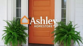 Ashley HomeStore New Year's Sale TV Spot, 'Porter Table and Borlend Bed' - Thumbnail 1