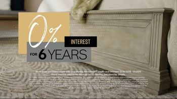 Ashley HomeStore New Year's Sale TV Spot, 'Porter Table and Borlend Bed' - Thumbnail 7