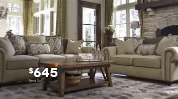Ashley HomeStore New Year's Sale TV Spot, 'Sofa, Island and Bed' Song by Midnight Riot - Thumbnail 4