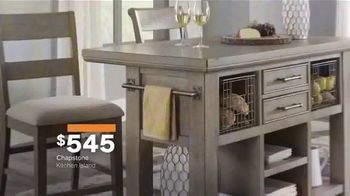 Ashley HomeStore New Year's Sale TV Spot, 'Sofa, Island and Bed' Song by Midnight Riot - Thumbnail 5