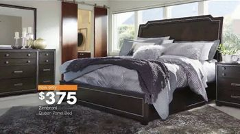Ashley HomeStore New Year's Sale TV Spot, 'Sofa, Island and Bed' Song by Midnight Riot - Thumbnail 7