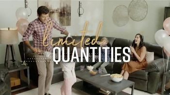 Ashley HomeStore New Year's Sale TV Spot, 'Sofa, Island and Bed' Song by Midnight Riot - Thumbnail 9