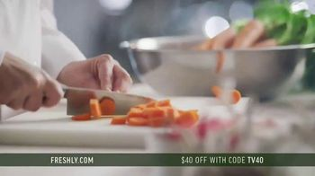Freshly TV Spot, 'Healthy Without the Hassle' - Thumbnail 4
