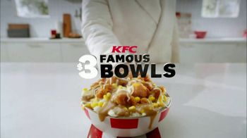KFC Famous Bowls TV Spot, 'Abundance Bowls' - Thumbnail 1