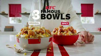 KFC Famous Bowls TV Spot, 'Abundance Bowls' - Thumbnail 10