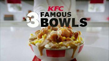 KFC Famous Bowls TV Spot, 'Abundance Bowls' - Thumbnail 2