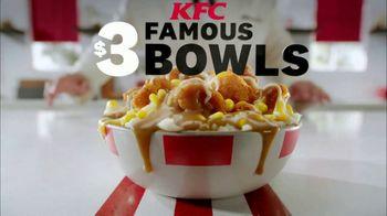KFC Famous Bowls TV Spot, 'Abundance Bowls' - Thumbnail 3