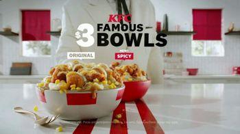 KFC Famous Bowls TV Spot, 'Abundance Bowls' - Thumbnail 9