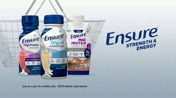Ensure Max Protein TV Spot, 'Shelfie' - Thumbnail 10