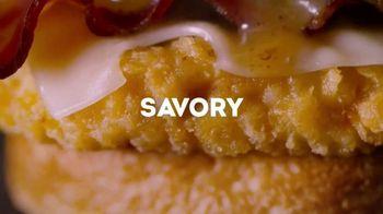 Wendy's Bacon Maple Chicken Sandwich TV Spot, 'Better Than a Cheat Day' - Thumbnail 4