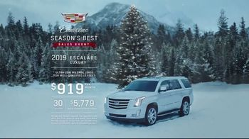 Cadillac Season's Best Sales Event TV Spot, 'Sibling Rivalry' [T2] - Thumbnail 6