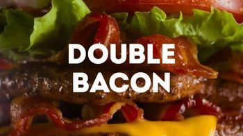 Wendy's $5 Giant Jr. Bacon Cheeseburger Meal TV Spot, 'Make the #1 Bacon Cheeseburger Giant!' - Thumbnail 6