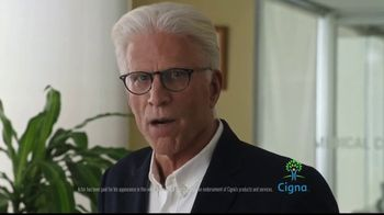 Cigna TV Spot, 'Check In' Featuring Ted Danson - Thumbnail 2