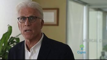 Cigna TV Spot, 'Check In' Featuring Ted Danson - Thumbnail 4