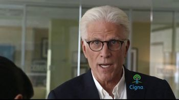 Cigna TV Spot, 'Check In' Featuring Ted Danson - Thumbnail 9