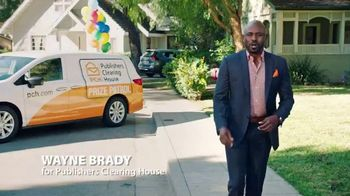 Publishers Clearing House Forever Prize TV Spot, 'Want to Win?' Featuring Wayne Brady - Thumbnail 1