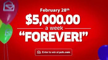 Publishers Clearing House Forever Prize TV Spot, 'Want to Win?' Featuring Wayne Brady - Thumbnail 9