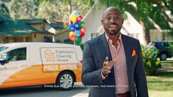 Publishers Clearing House Forever Prize TV Spot, 'Want to Win?' Featuring Wayne Brady - Thumbnail 8