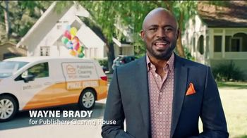 Publishers Clearing House Forever Prize TV Spot, 'Knock Knock' Featuring Wayne Brady - Thumbnail 1