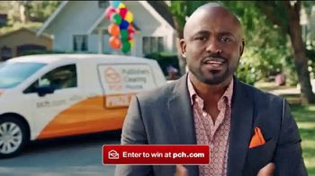 Publishers Clearing House Forever Prize TV Spot, 'Knock Knock' Featuring Wayne Brady