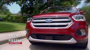 Ford El Evento Hecho para las Fiestas TV Spot, 'Conteo' [Spanish] [T2] - Thumbnail 3
