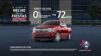 Ford El Evento Hecho para las Fiestas TV Spot, 'Conteo' [Spanish] [T2] - Thumbnail 7