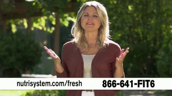 Nutrisystem FreshStart TV Spot, 'Just One Second' Featuring Marie Osmond - Thumbnail 4