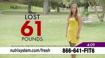 Nutrisystem FreshStart TV Spot, 'Just One Second' Featuring Marie Osmond - Thumbnail 7