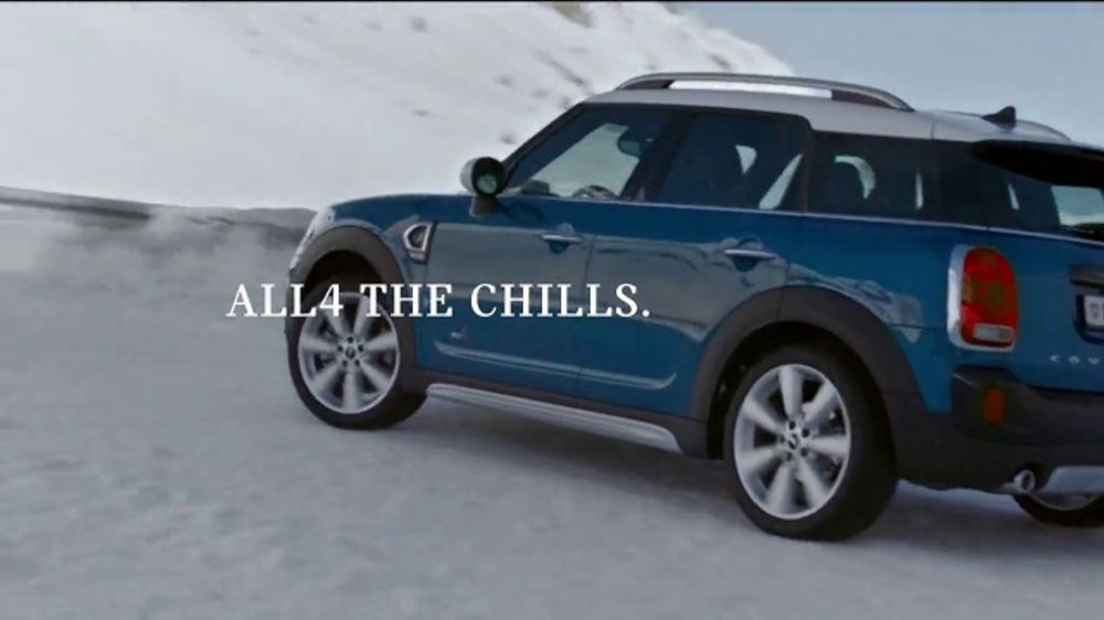 Mini Countryman Tv Commercial All4 T2 Ispottv
