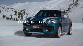 MINI Countryman TV Spot, 'ALL4' [T2] - Thumbnail 6