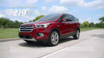 Ford Year-End Sellathon TV Spot, 'Time Is Running Out' [T2] - Thumbnail 6