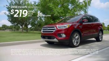 Ford Year-End Sellathon TV Spot, 'Time Is Running Out' [T2] - Thumbnail 7