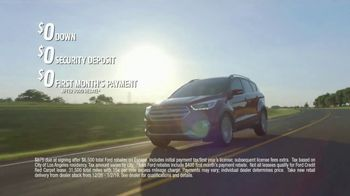 Ford Year-End Sellathon TV Spot, 'Time Is Running Out' [T2] - Thumbnail 8