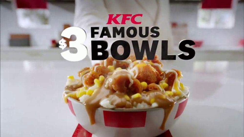 KFC Famous Bowls TV Commercial, 'Una libra de comida'