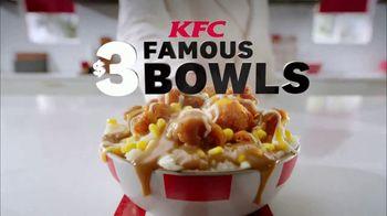 KFC Famous Bowls TV Spot, 'Una libra de comida' [Spanish] - 910 commercial airings