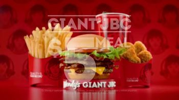 Wendy's Giant Jr. Bacon Cheeseburger Meal TV Spot, 'Disfruta más' [Spanish] - Thumbnail 9