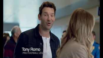 SKECHERS Slip-On TV Spot, 'Security Screening' Featuring Tony Romo - Thumbnail 2