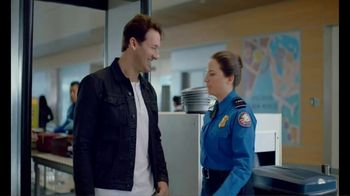 SKECHERS Slip-On TV Spot, 'Security Screening' Featuring Tony Romo - Thumbnail 6